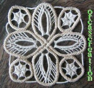 Makrameehäkeln (Macramé Crochet)