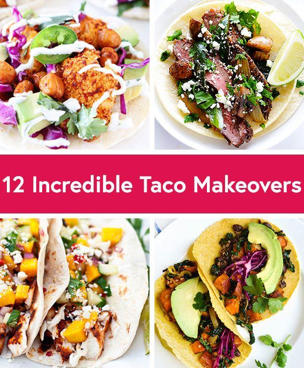 Easy Healthy Taco Recipes
