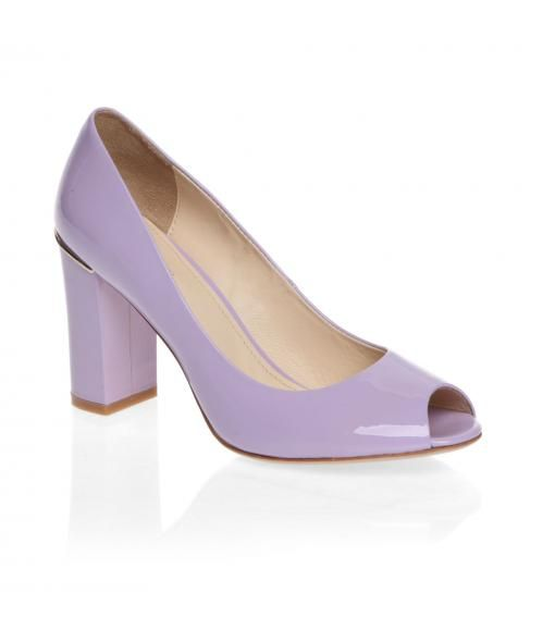 Shoes With Peep Toe