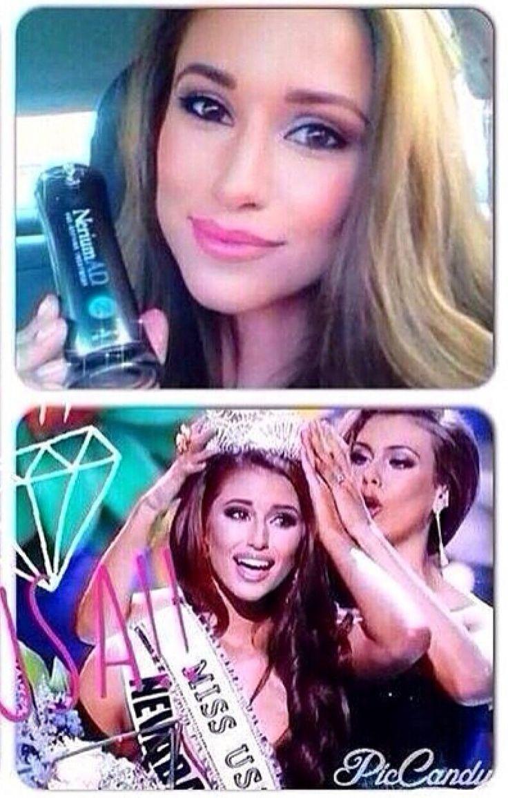 Miss USA 2014, Nia Sanchez, loves her Nerium AD!         Tessaloves.nerium.com