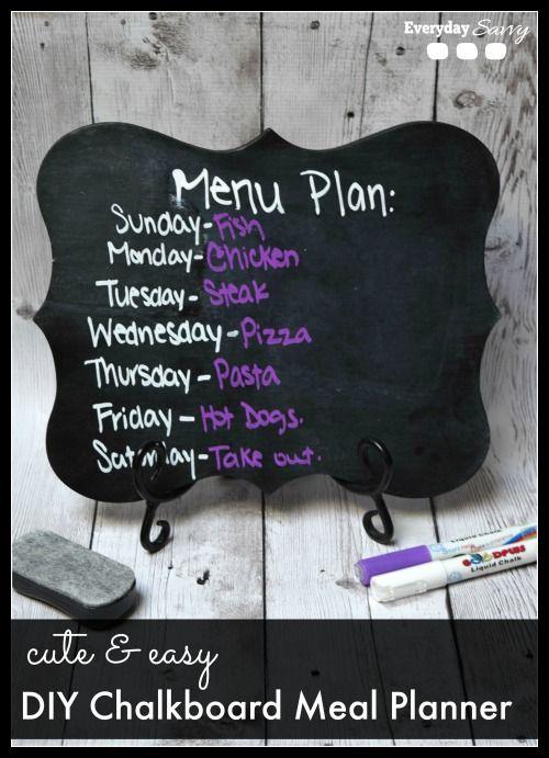 221 best All Things Chalkboard images on Pinterest | Chalkboard ...