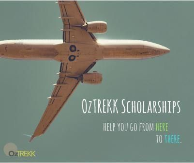 So, you've applied to an Australian university through OzTREKK. Have you applied for the OzTREKK Community Leaders Scholarship yet? The application deadline for submissions is Wednesday, November 8, 2017.