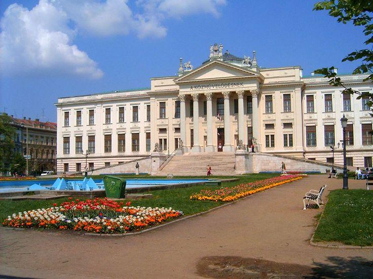 Szeged (Hungria)