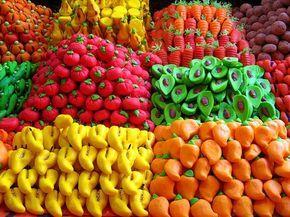 Éste es uno de los dulces típicos de Guatemala más conocido. Las diferentes presentaciones en las que podemos apreciar este dulce demue...