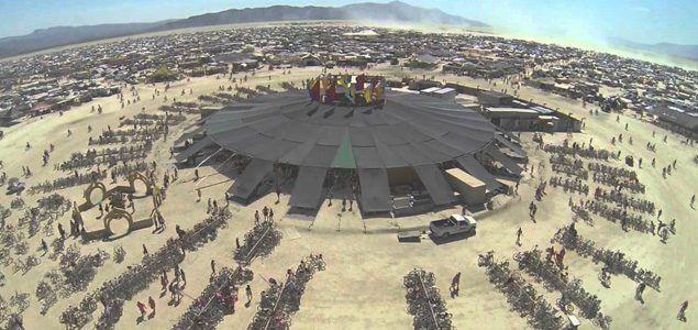 Burning Man 2016 desvela el lineup del Camp Questionmark /Por #HYPEméxico
