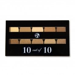 W7 10 out of 10 Browns Eyeshadow Palette
