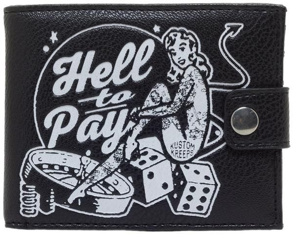 Peněženka Hell to Pay