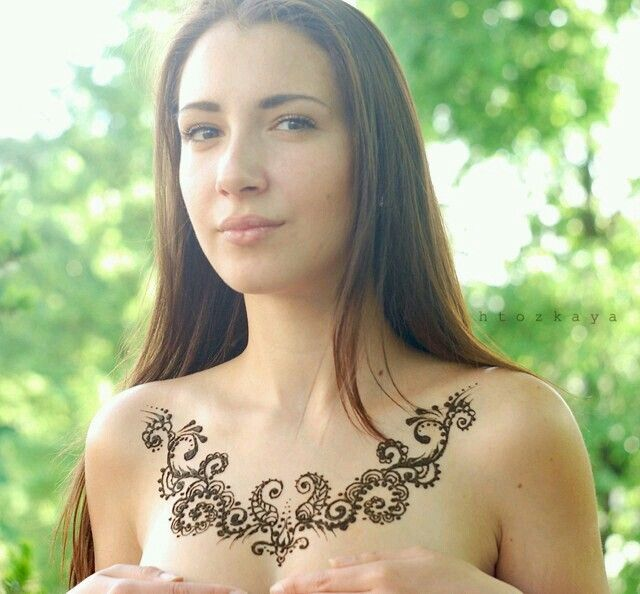 20 Best Tattoo Designs For Chest Images On Pinterest -3033