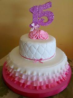 Nuevas Tendencias en Decoración de Tortas: Tortas para 15 Años