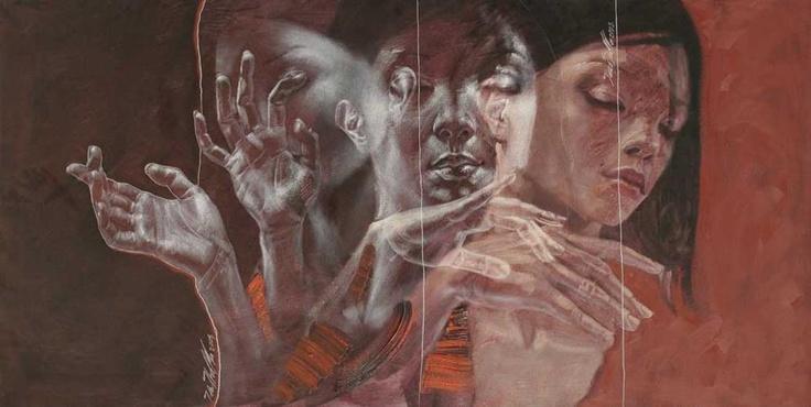 Sara Shamma - Syrian Artist