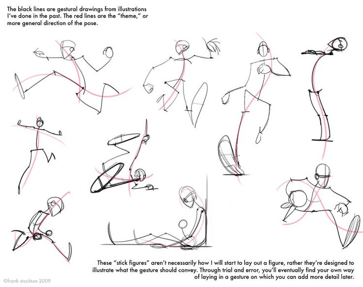 Line Art Action Photo : Gallery for gt figure drawing proportions worksheet