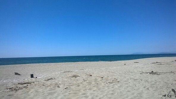 Spiaggia e mare  inveno