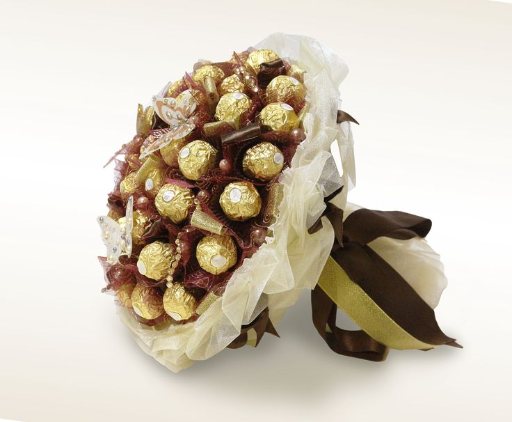 букет из шоколадок - Поиск в Google