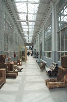 Piet Hein Eek factory | Eindhoven