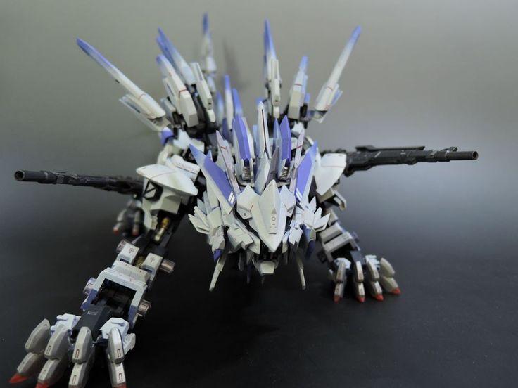 zoikino! - 改造ゾイド: RAGING LIGER