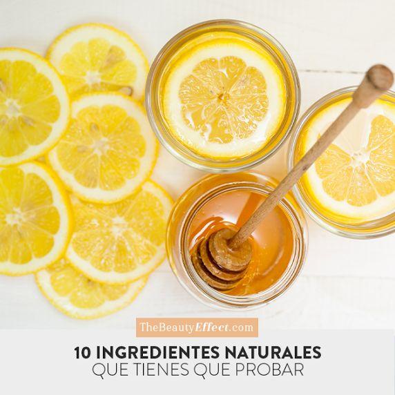 Estos son los ingredientes naturales que hemos comprobado que hacen un bien en la piel, descubran los mejores según sus propias necesidades. >>> http://bit.ly/2rnFz2Y