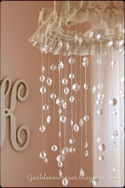DIY Baby diy...we should do this for Kenzie's room donata