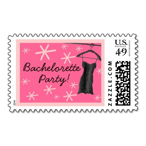 Best Bachelorette Party Postage Stamps Images On