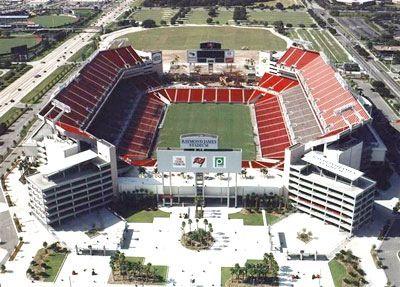 Raymond James Stadium..Tampa Bay