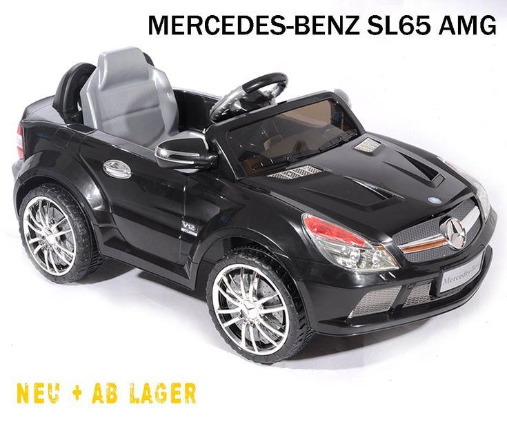 Der Spielzeugtester Hat Das KINDERAUTO Mercedes Benz
