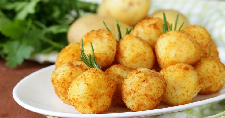 Mashed potato balls | OverSixty
