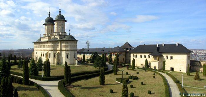 Cetatuia Monastery, Iasi, Romania