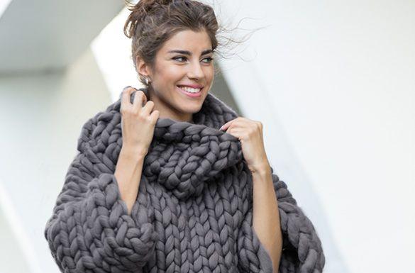 Ohhio Marshmallow Sweater