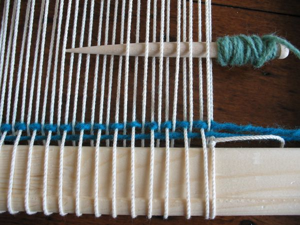 Getting Started with Tapestry Weaving