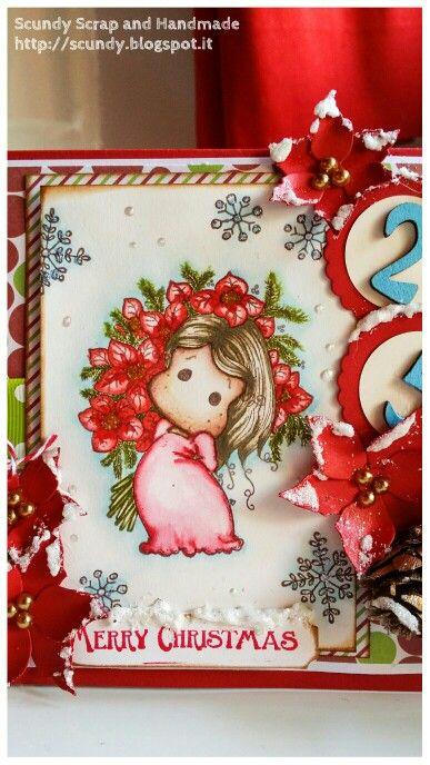 Christmas Tilda Magnolia
