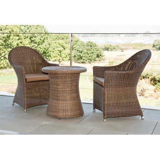 Alexander Rose Monte Carlo Rattan Weave 2 Seater Bistro Set   Garden  Furniture Sets   Simply. 10 best Garden images on Pinterest   Bistro set  Bistros and