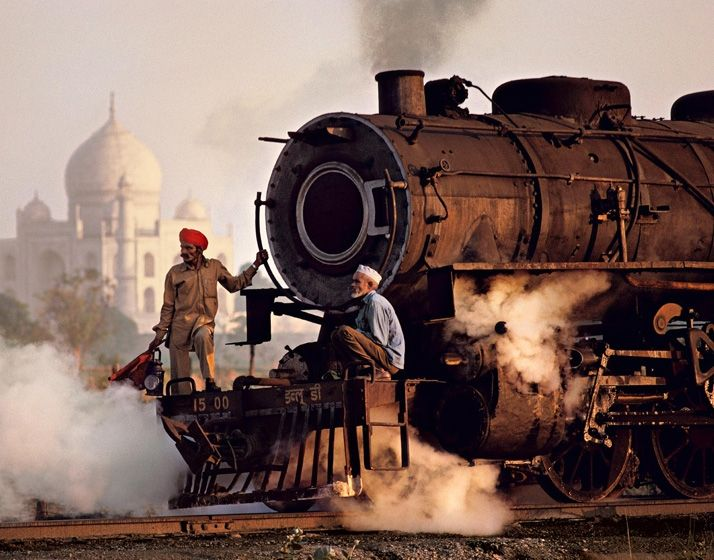 Trains - Steve McCurry14