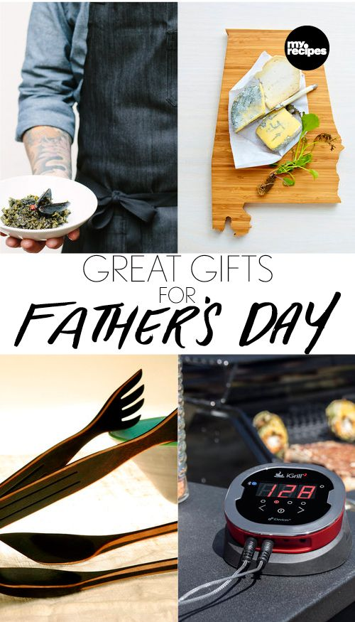 Great Gifts for Father's Day | MyRecipes.com  Unique new gadgets, kitchen tools, and fun items for the dad who's also a total foodie.