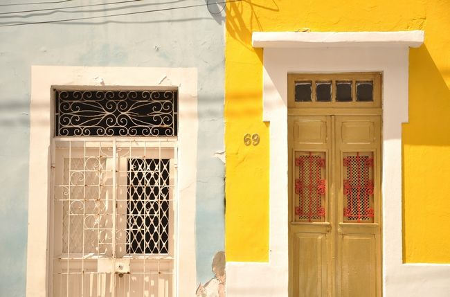 #Olinda #Brazil Picture from @twotravellingbirds