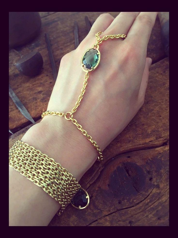 1AR by UNOAERRE Bracelet Ring fashion Jewellery