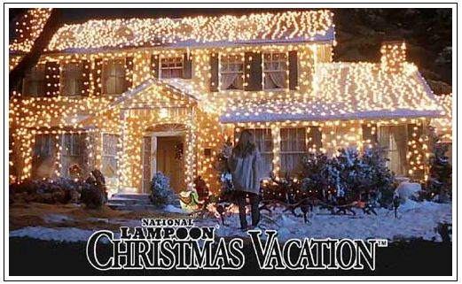 National Lampoon's Christmas Vacation Movie.  That is the best and funny movie for the Holidays, a classic
