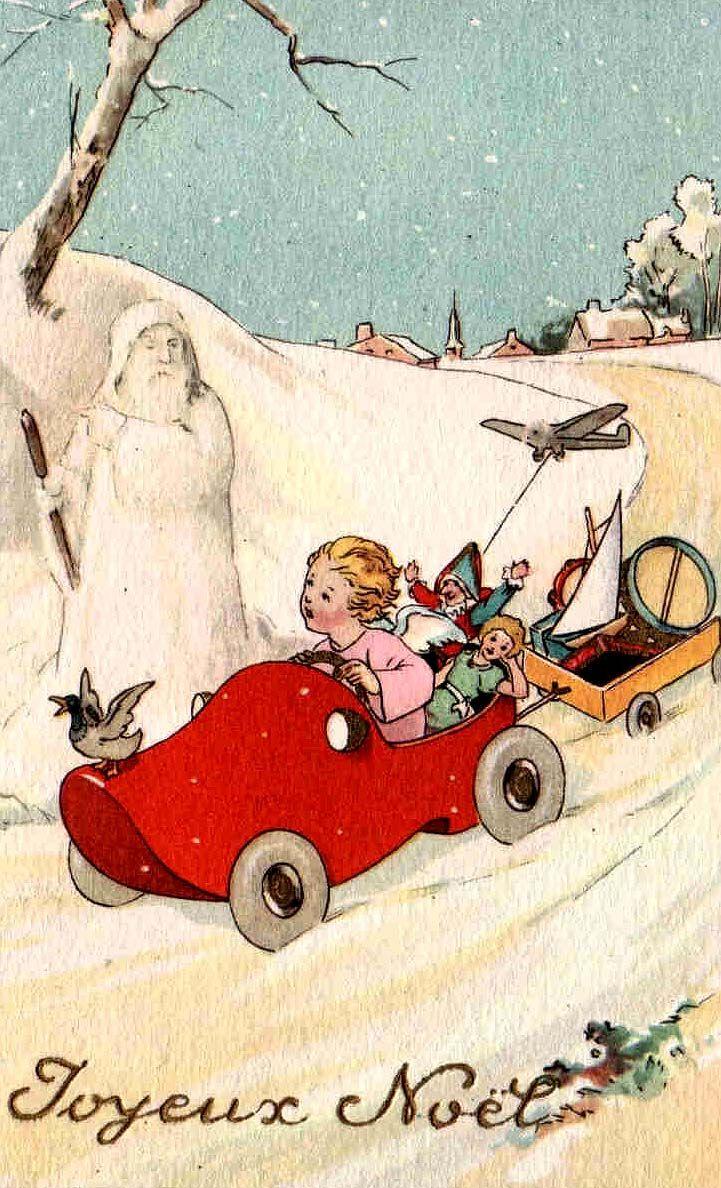 Ride into Christmas