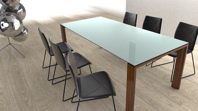 25 beste idee n over glazen tafels op pinterest glazen tafel eettafel ontwerp en grote bank - Stoelen voor glazen tafel ...