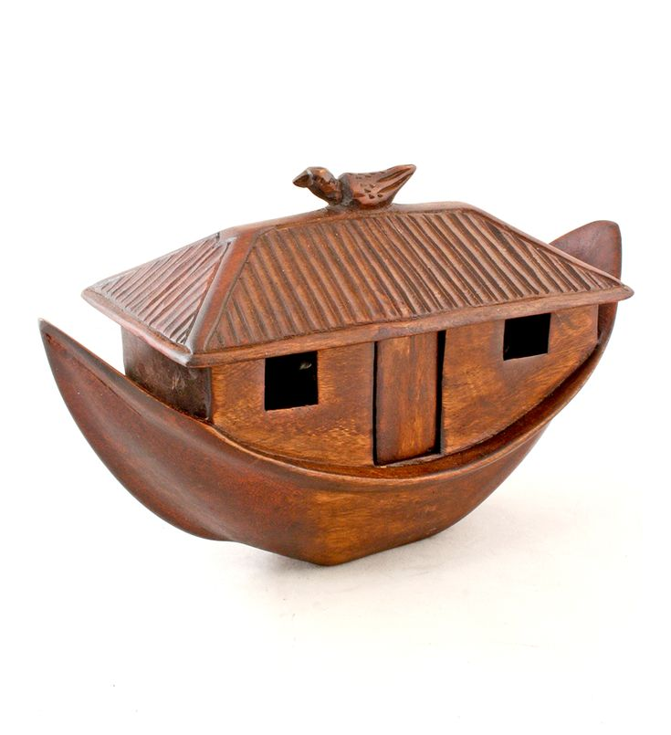 34 best easter gifts easter eggs from africa images on pinterest hand carved noahs ark sculpture negle Images