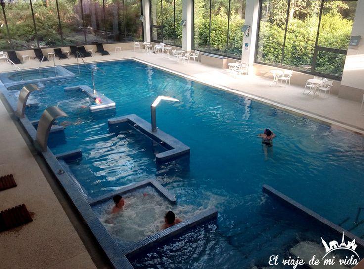 piscina termal balneario guitiriz lugo galicia galicia
