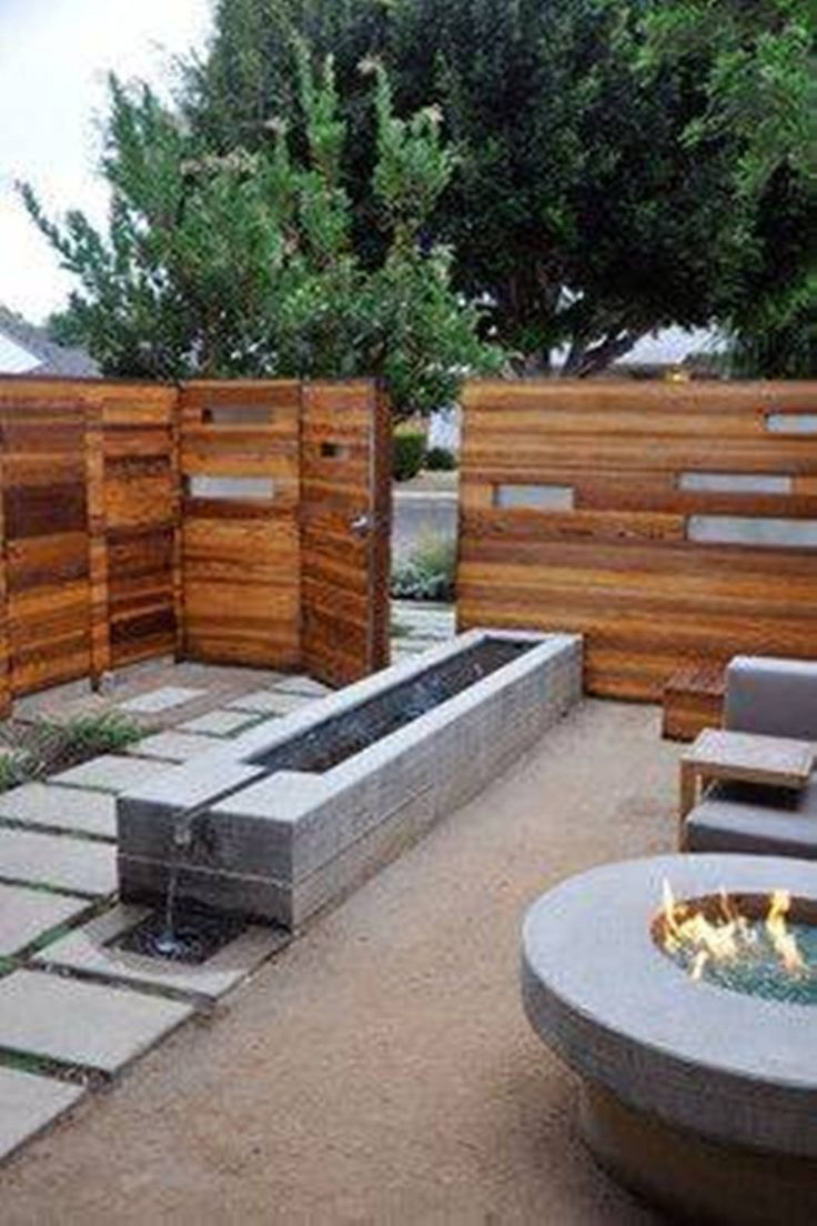 Modern Water Features 18 Best Front Porch Images On Pinterest Architecture Backyard