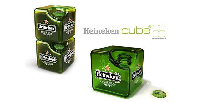 Heineken:Cube by Petit Romain.