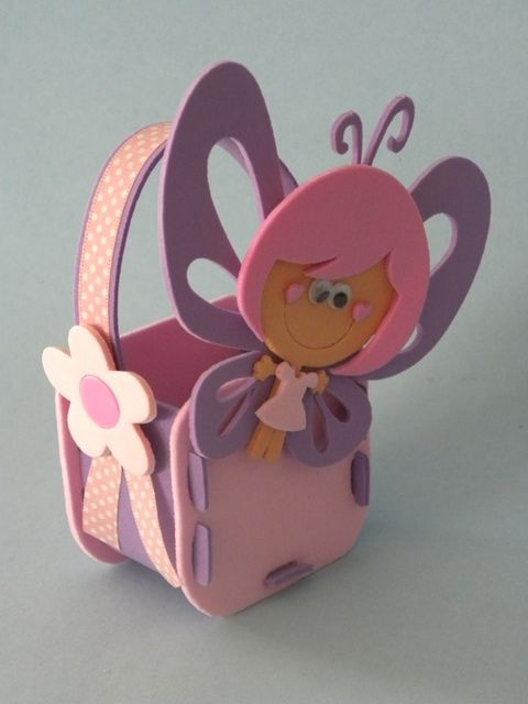 Fairy Gift Box. I couldn't find template or purchase info on link but kept it for reference.