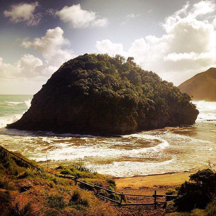 Epic hike with friends out west... . . .  #WestisBest #Tehenga #Bethells #OneillsBeach #Auckland #Aotearoa #NewZealand #CoastalWalk #CoastalHike #NZMustDo #BlackSand #TasmanSea #NatureAtItsBest #CoastalLiving #CoastalRetreat #Wanderlust #LuxuryRetreat #HillaryTrail #NZLandscape #KiwiPics #IG_NZ #AucklandNZ #BeautifulDestinations #PureNZ #PureNewZealand #DestinationNZ #BestNewZealand #Adventure #BeautifulNewZealand #NewZealandGuide
