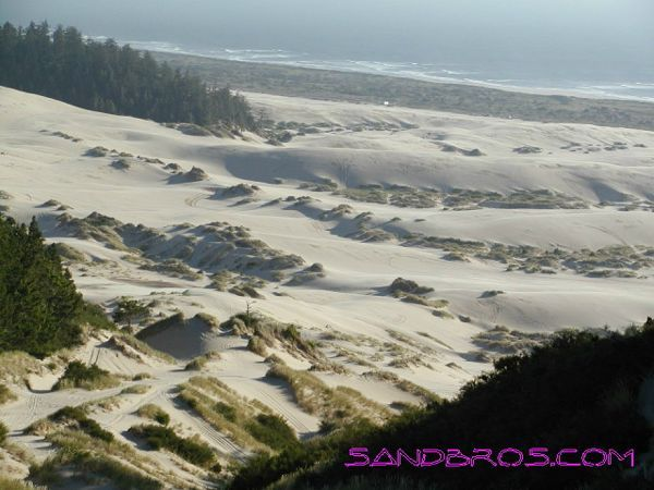 Oregon Sand Dunes...Florence, Winchester, and Coos Bay.....where I go for some Coastal riding.