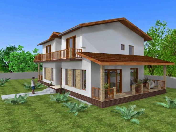 https://www.youtube.com/watch?v=d6DI_qMCMbY Proiect casa cu etaj Timis Sacalaz. Casa cu 3 dormitoare