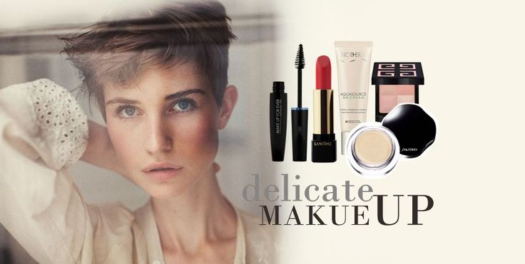 Delikatny makijaż, czyli niemal naturalny wygląd | Jak