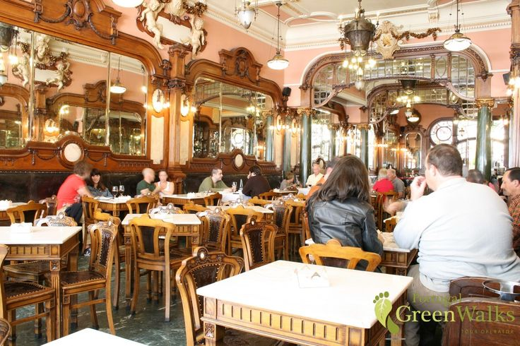 Café Majestic - Porto Downtown