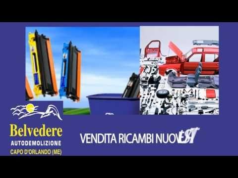 (1) Autodemolizioni Belvedere - YouTube