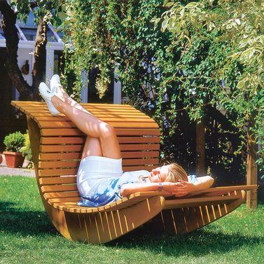 Relaxliege bauen: Schritt 16 von 16