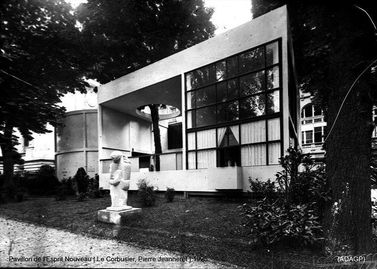 Willem Brouwer - Stile - 05 - Le Corbusier Esprit Nouvea